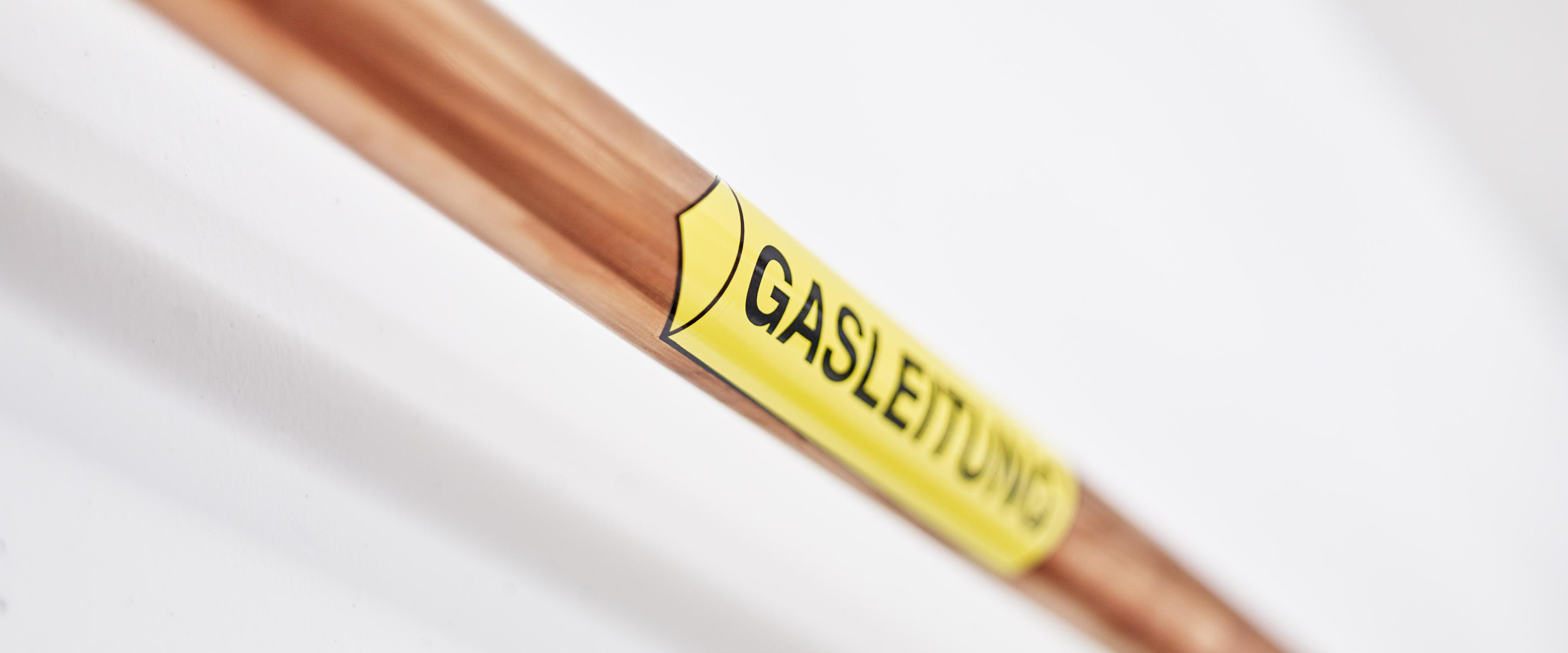 Gasleitung