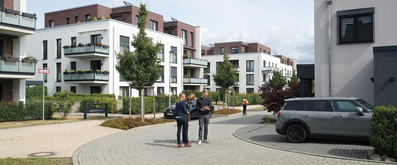 Wentorf Hamburg Projekt