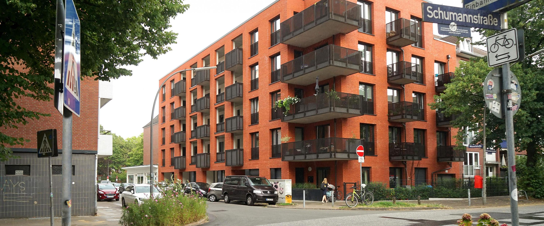 Asset Management Property Management Schumannstraße