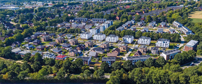 Grundstücksentwicklung Grundstücke