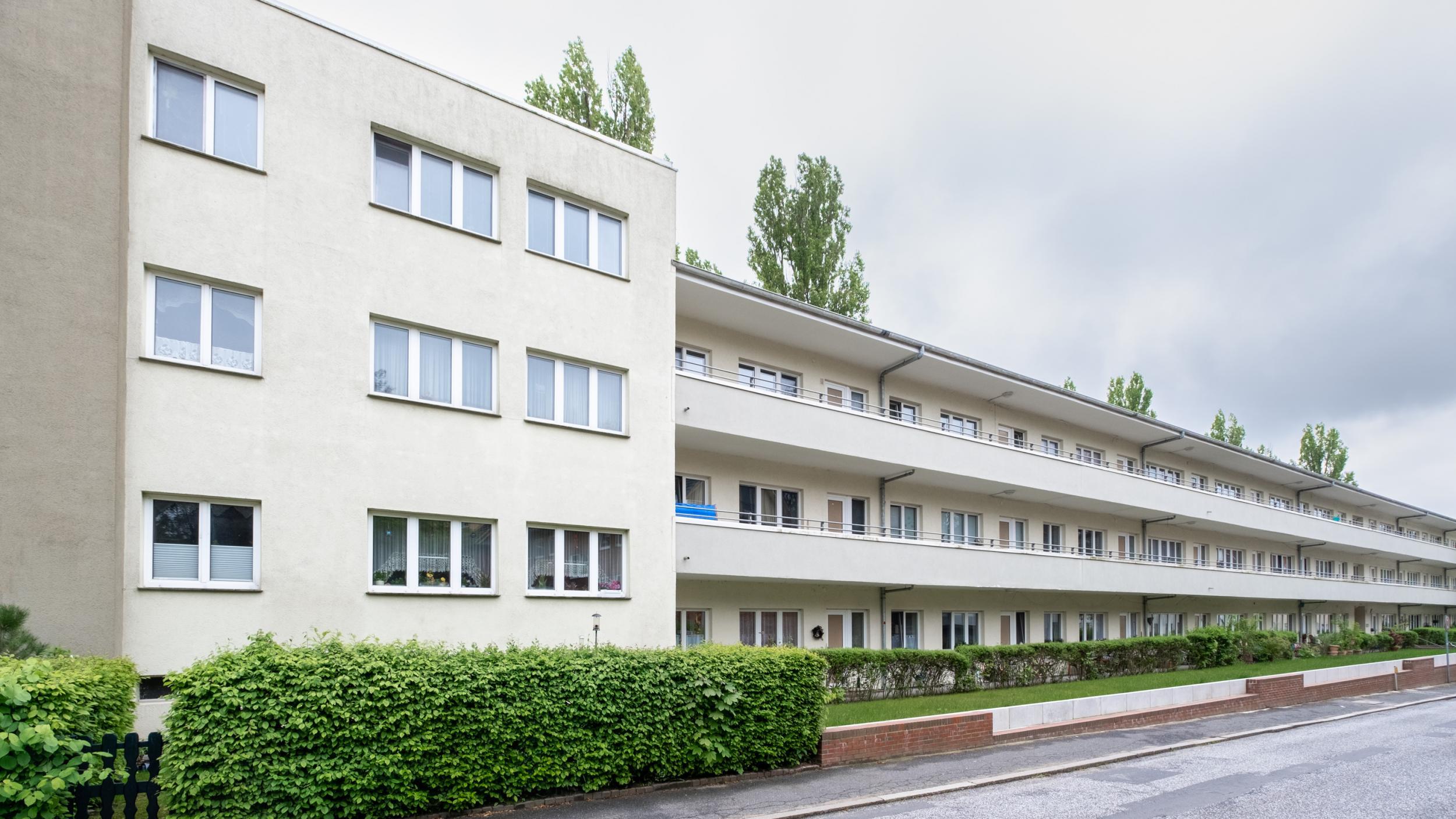 Energetische Modernisierung in Fuhlsbüttel