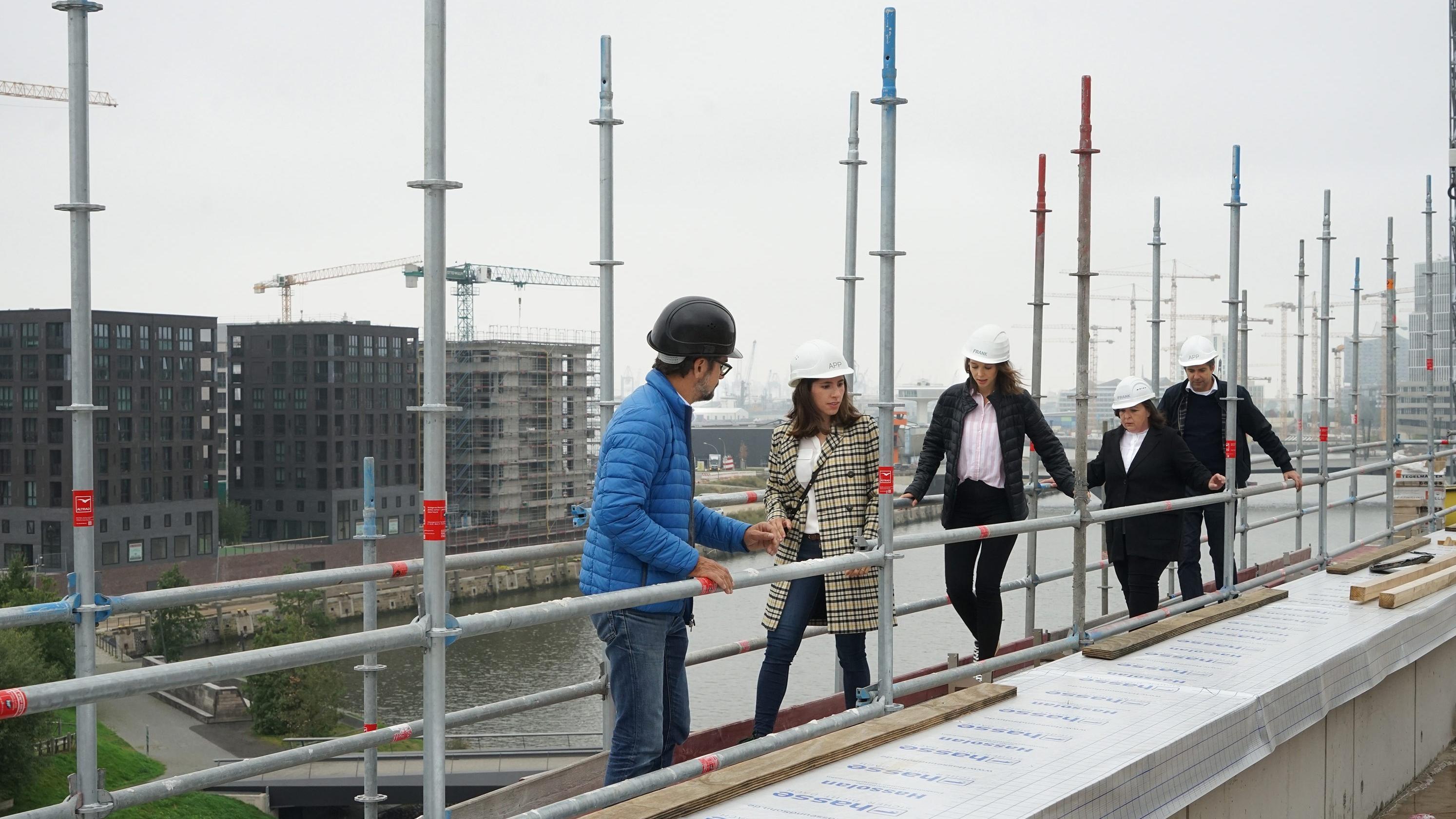 Development Baakenhafen HafenCity Ankerplatz