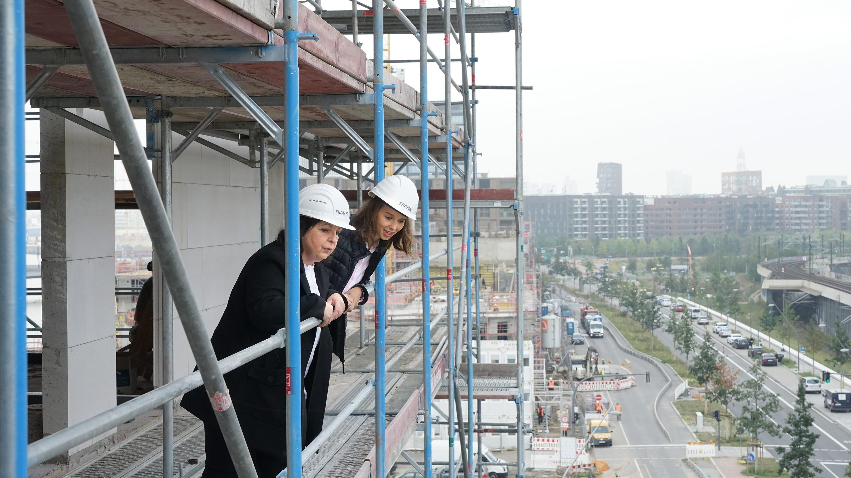 FRANK Karriere HafenCity Baakenhafen Development