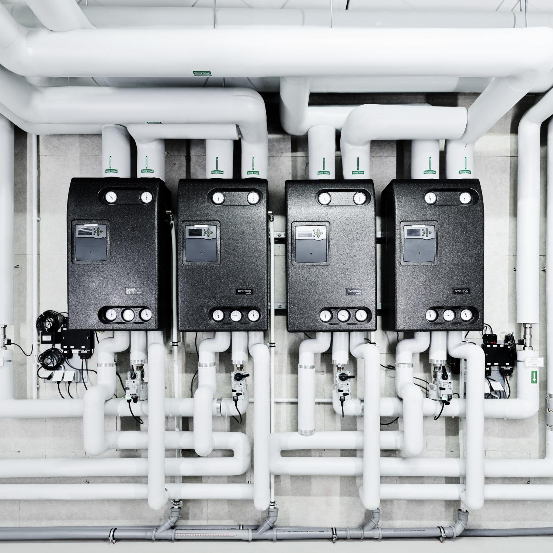 Gewerbliche Energieversorgung