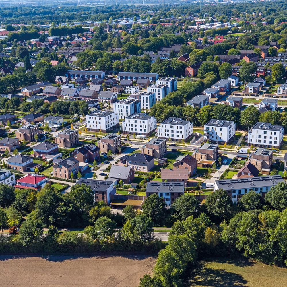 Grundstücksentwicklung mit Eigentümern