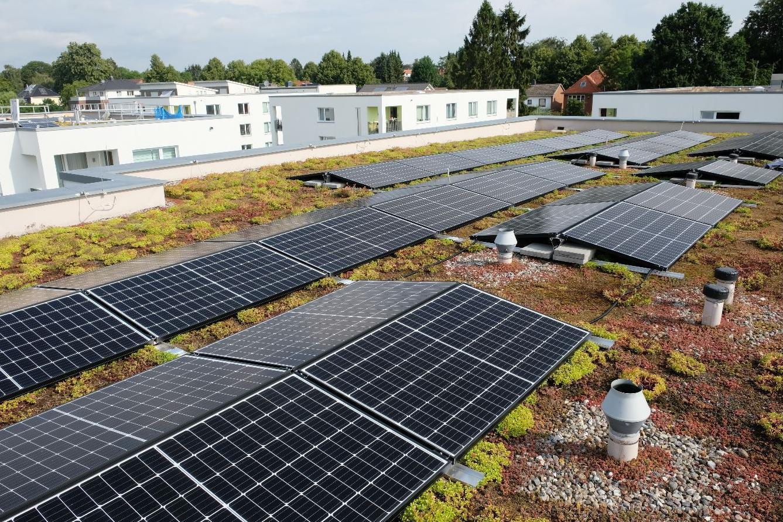 Solarmodul Bargteheide