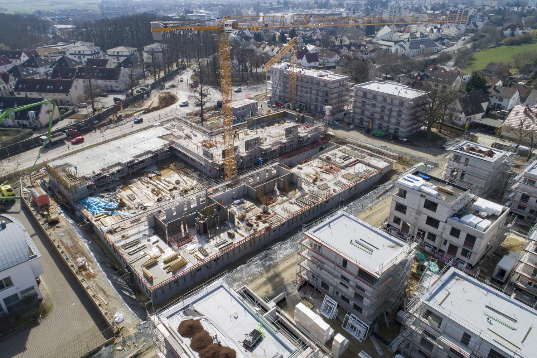 Investoren Property Management Development ÖkoSiedlung Friedrichsdorf FRANK und FRIDA