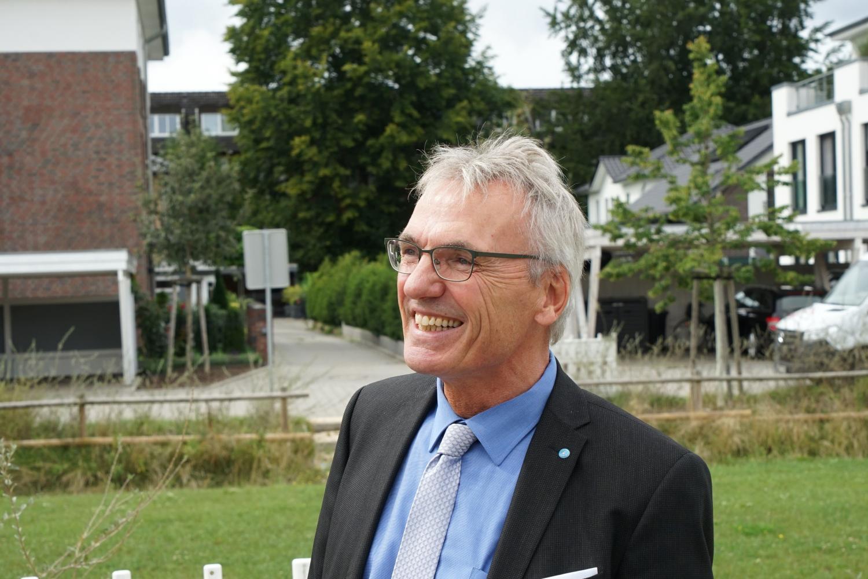 Bürgermeister Wentorf