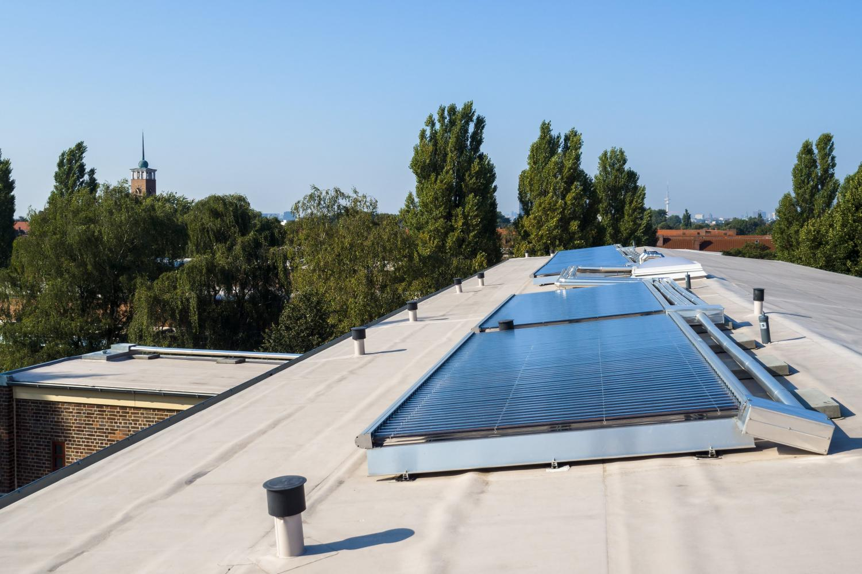 FRANK Eco Management Dulsberg PV-Anlage Fotovoltaik