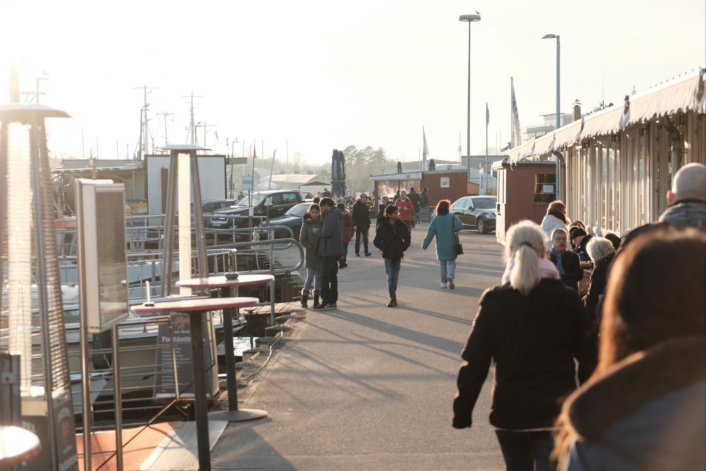 Travermünde Hafen