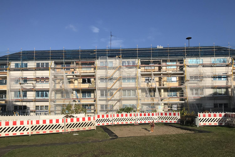 Baustelle Neu Wulmstorf