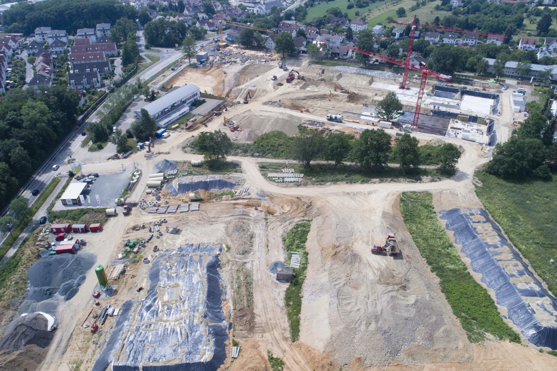 ÖkoSiedlung Friedrichsdorf Erschließung Entwicklung