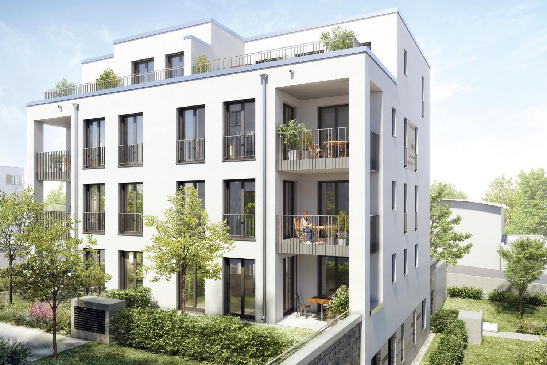 Eigentumswohnungen ÖkoSiedlung Friedrichsdorf