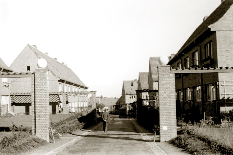 Gartenstadt Klein-Borstel